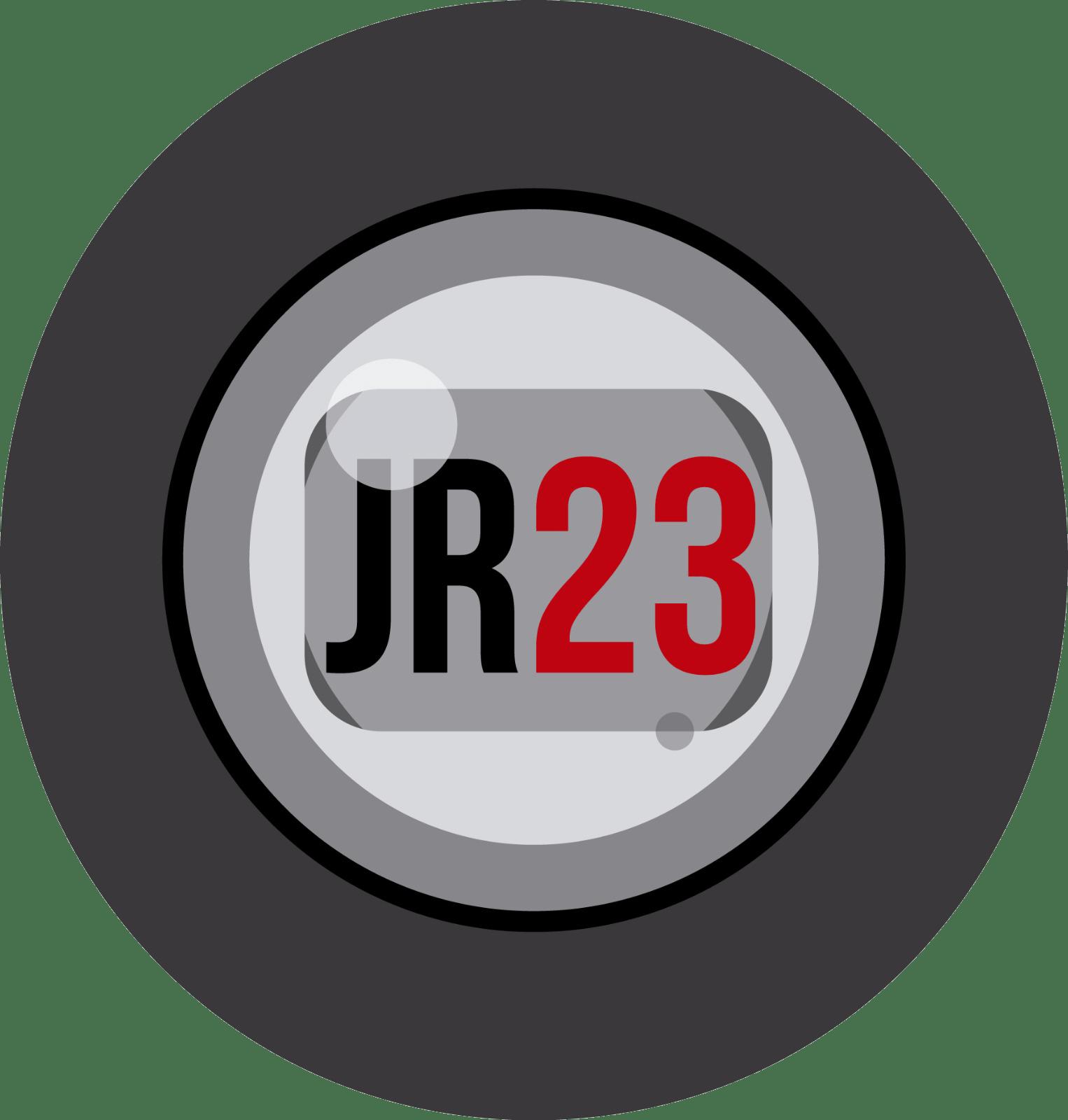 JR23 Producciones Logo